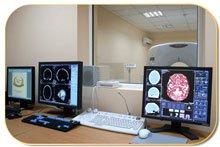 Компьютерная томография головы и шеи