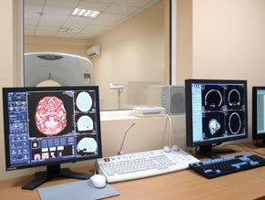 Компьютерная томография сосудов головы