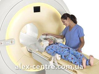 МРТ мозга ребенку